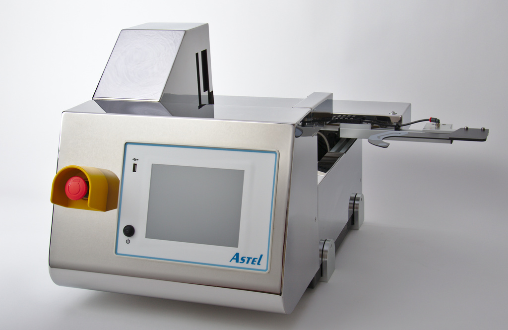 SIL8000 Microscope wafer loader