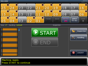 Software screenshot of SIL loader
